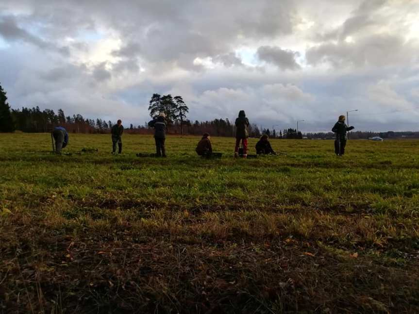 Meidän Oma Maa (Our 'Own Land') : taking us towards somethingnew
