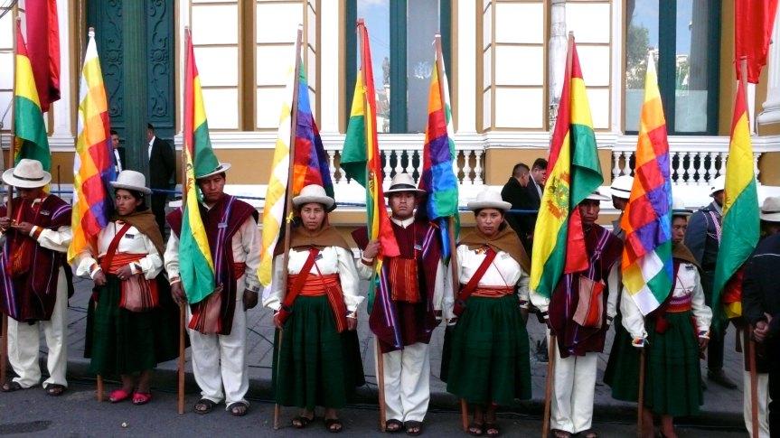 Eron hetkellä – Havaintoja Evo Moralesin Boliviasta ja siitä, mitä silletapahtui